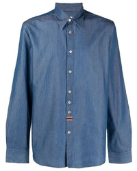Paul Smith Embroidered Detail Shirt