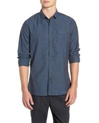 Neppy chambray sport shirt medium 8801614