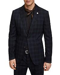 Scotch & Soda Blake Slim Fit Check Sport Coat