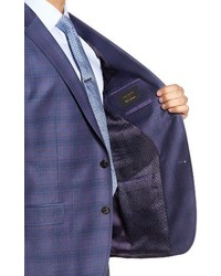 79504b16c67e ... Ted Baker London Jay Trim Fit Plaid Wool Sport Coat
