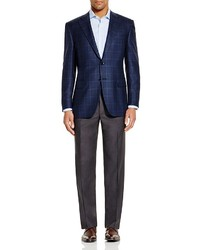 Canali Siena Multi Window Classic Fit Sport Coat