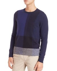 Burberry Brit Towersey Exploded Check Sweater