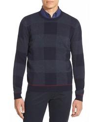 Ted Baker London Lowgan Slim Fit Crewneck Sweater