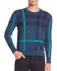 Burberry Redbury Check Sweater