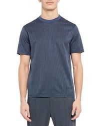 Theory Grid Dot T Shirt