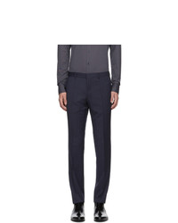 BOSS Navy Ben2 Trousers