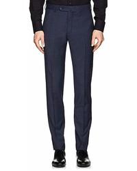 Incotex S Body Slim Wool Trousers