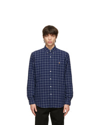 Polo Ralph Lauren Navy Oxford Classic Shirt