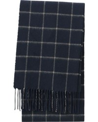 Uniqlo Cashmere Checked Scarf