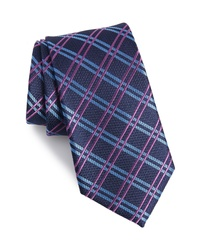 Nordstrom Men's Shop Town Windowpane Silk Tie