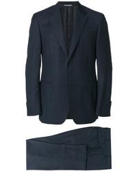Canali Classic Drop 6 Check Suit