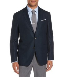 Ted Baker London Kyle Trim Fit Check Wool Sport Coat