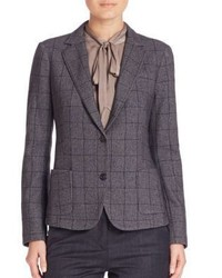 Windowpane blazer medium 848462