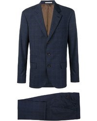 Brunello Cucinelli Two Piece Checked Suit