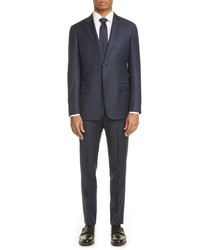 Emporio Armani G Fit Check Wool Suit