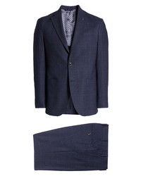 Ted Baker London Kyle Glen Plaid Wool Suit