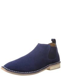 Navy chelsea boots original 1646313