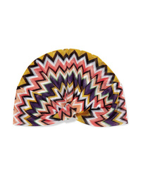 Missoni Crochet Knit Headband