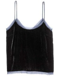 Velvet camisole top medium 5031497