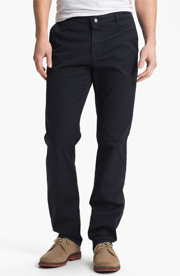 AG Jeans Ag Slim Straight Leg Chinos