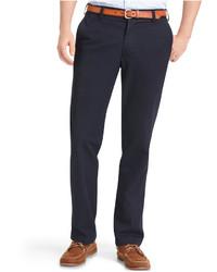 Izod American Slim Fit No Iron Flat Front Chino Pants