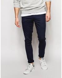 Asos Brand Super Skinny Chinos