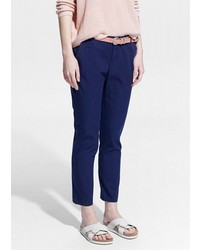 Mango Outlet Cotton Chinos