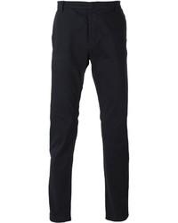 Emporio Armani Slim Chino Trousers
