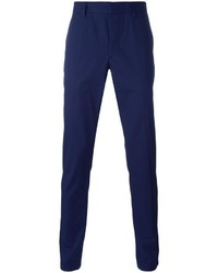 Lanvin Tapered Chino Trousers