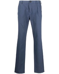 Canali Low Rise Chino Trousers