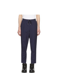 Moncler Navy Casual Pants