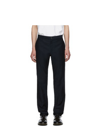 A.P.C. Navy Classic Chino Trousers