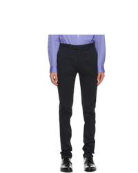 Ralph Lauren Purple Label Navy Eaton Chino Trousers