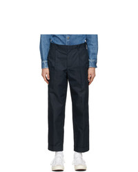 A.P.C. Navy Kirk Trousers