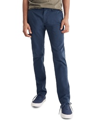 Madewell Penn Slim Fit Chino Pants