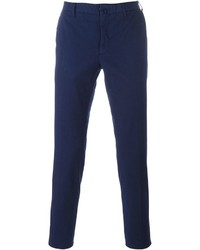 Incotex Pleated Skinny Chinos