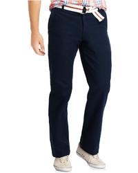 Izod Saltwater Straight Fit Chino Pants