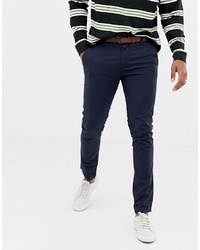 Tom Tailor Skinny Chino With A Belt