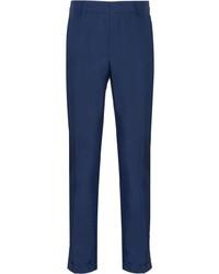 Prada Slim Fit Chino Trousers