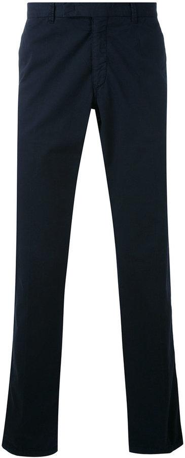 Armani Jeans Straight Leg Chinos