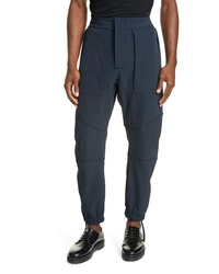 Bottega Veneta Technical Stretch Nylon Pants