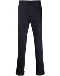Versace Turn Up Hem Chino Trousers