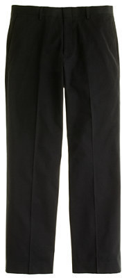 Ludlow Unhemmed Classic Suit Pant In Italian Chino