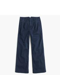 Wide leg chino pant medium 804652