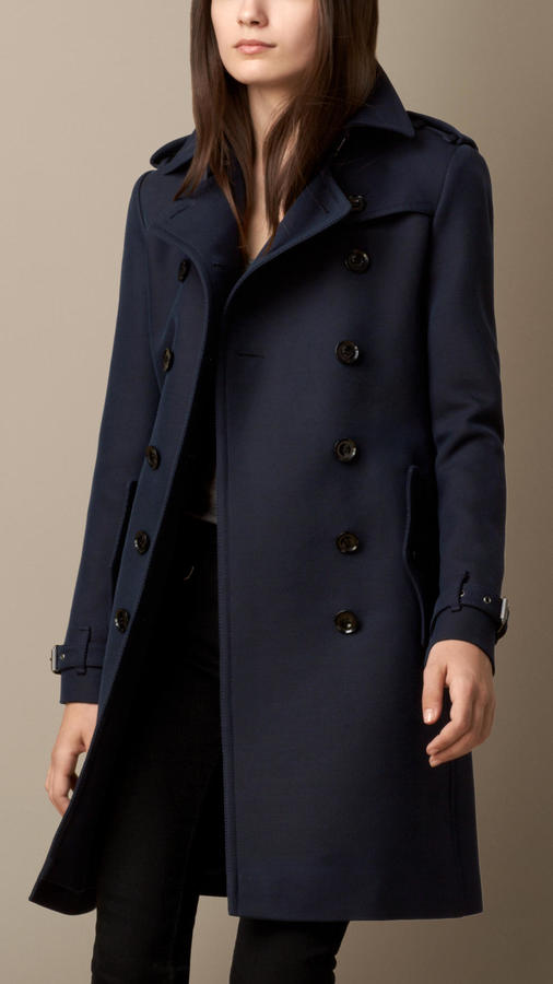 Trench Burberry Twill amp; Coat Buy Where Brit Wear How To Wool Cotton 7BxnIHBf