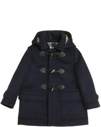 Burberry Wool Felt Duffle Coat