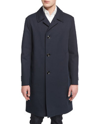 Tom Ford Cotton Trenchcoat Navy
