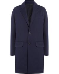 Ami Cotton Twill Coat