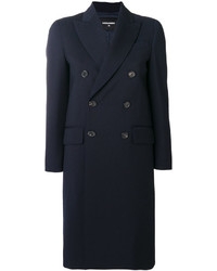 Dsquared2 Double Breasted Tailored Coat