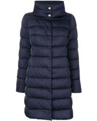 Funnel neck coat medium 4352601